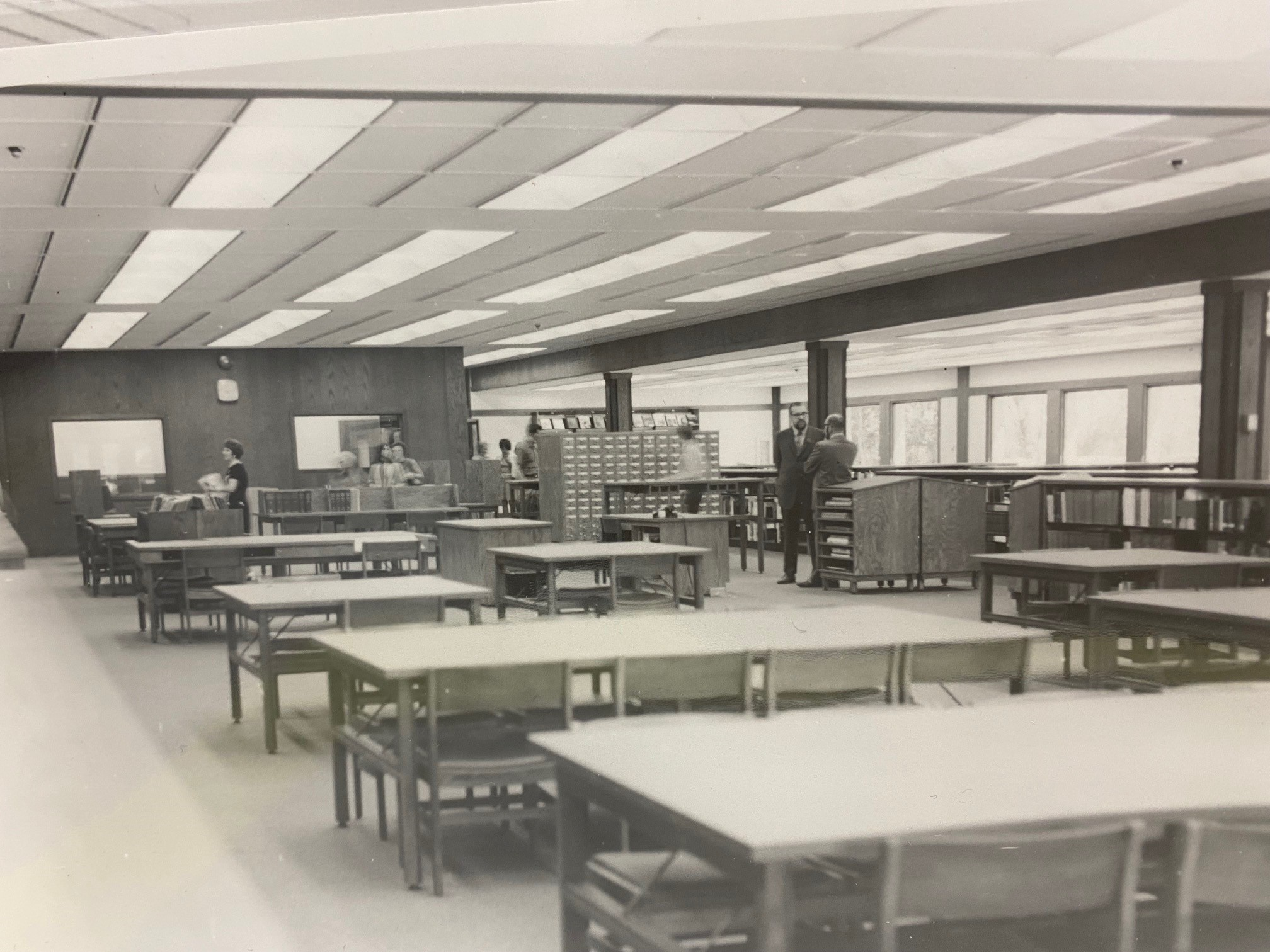 MTPL Library 1971