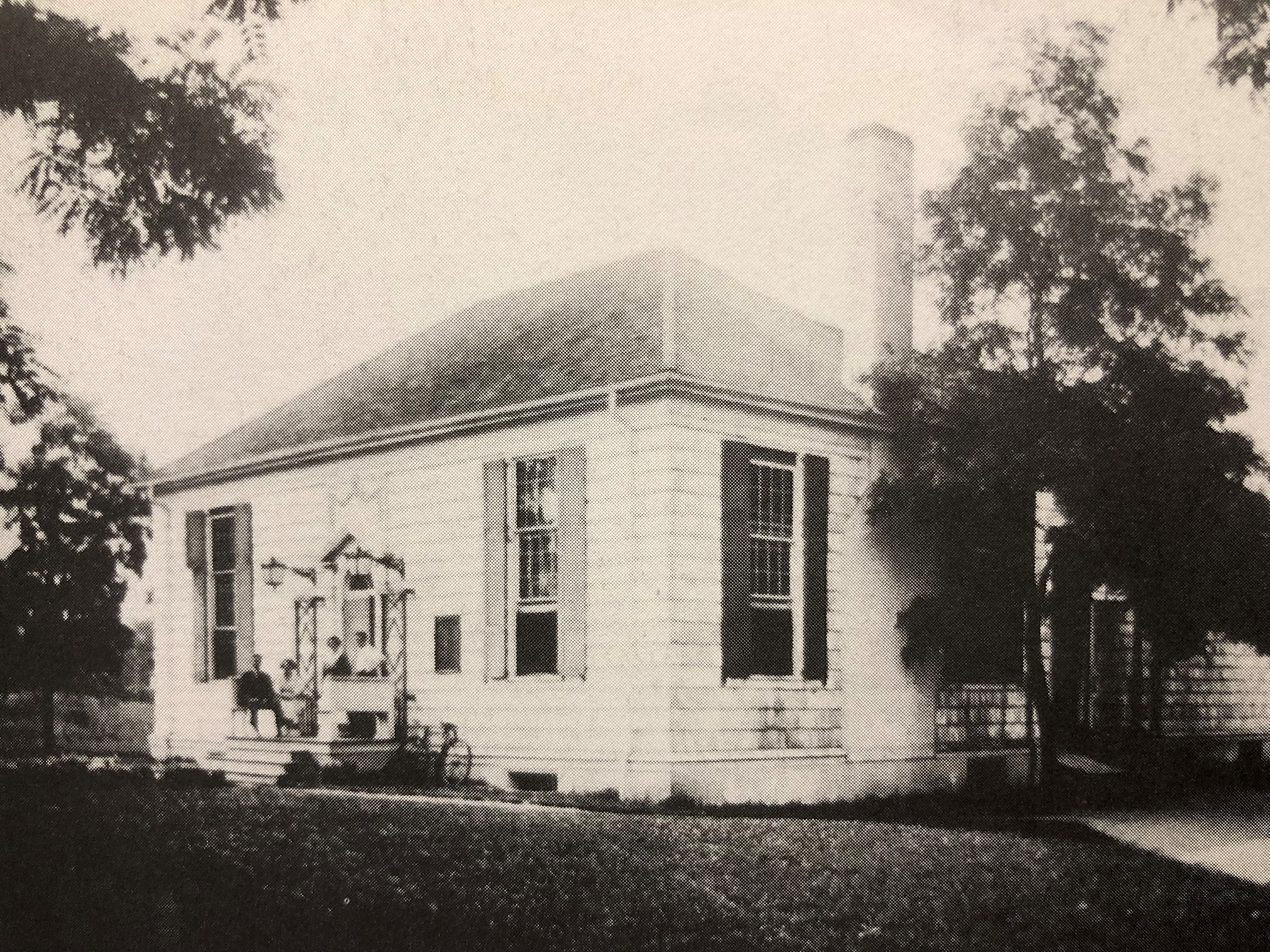 Navesink Library Branch, 1960s