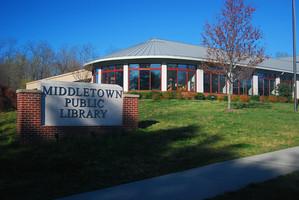 Library Exterior Photo